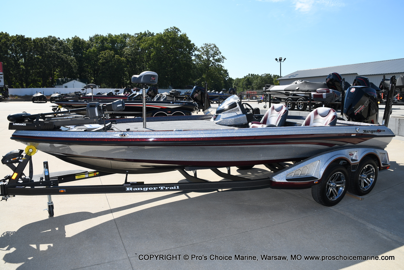 2021 Ranger Boats boat for sale, model of the boat is Z521L Cup Equipped & Image # 3 of 50