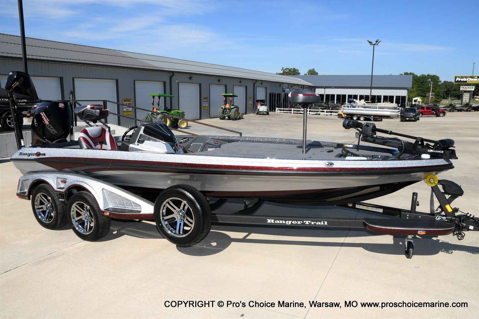 2021 Ranger Boats boat for sale, model of the boat is Z521L Cup Equipped & Image # 7 of 50
