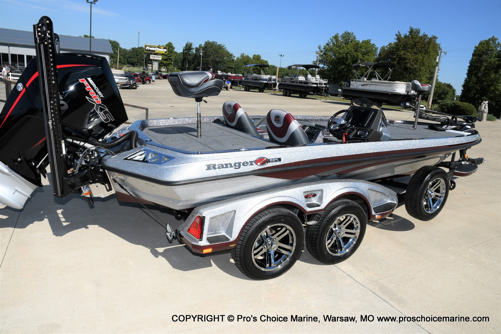 2021 Ranger Boats boat for sale, model of the boat is Z521L Cup Equipped & Image # 23 of 50