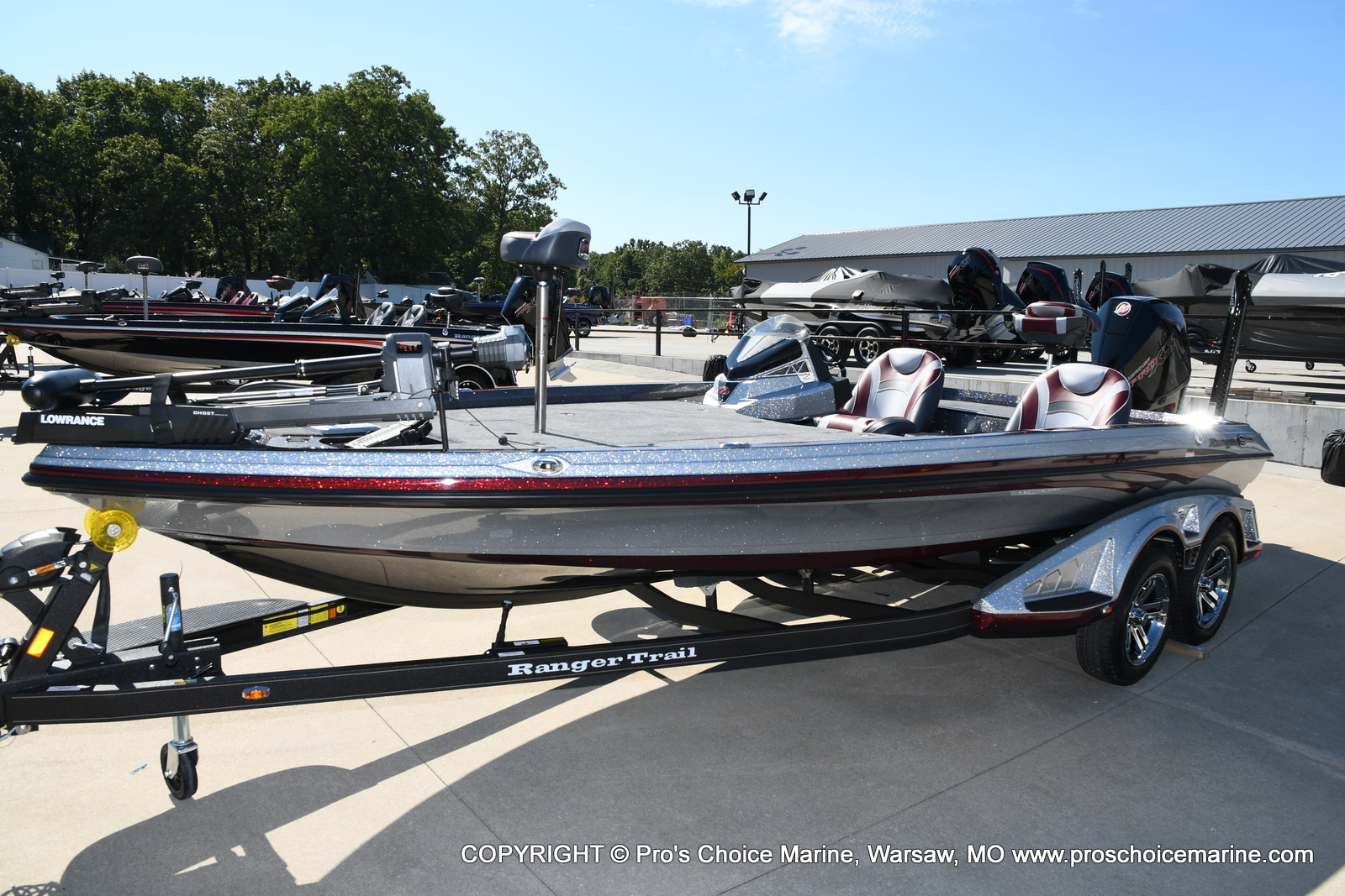 2021 Ranger Boats boat for sale, model of the boat is Z521L Cup Equipped & Image # 39 of 50