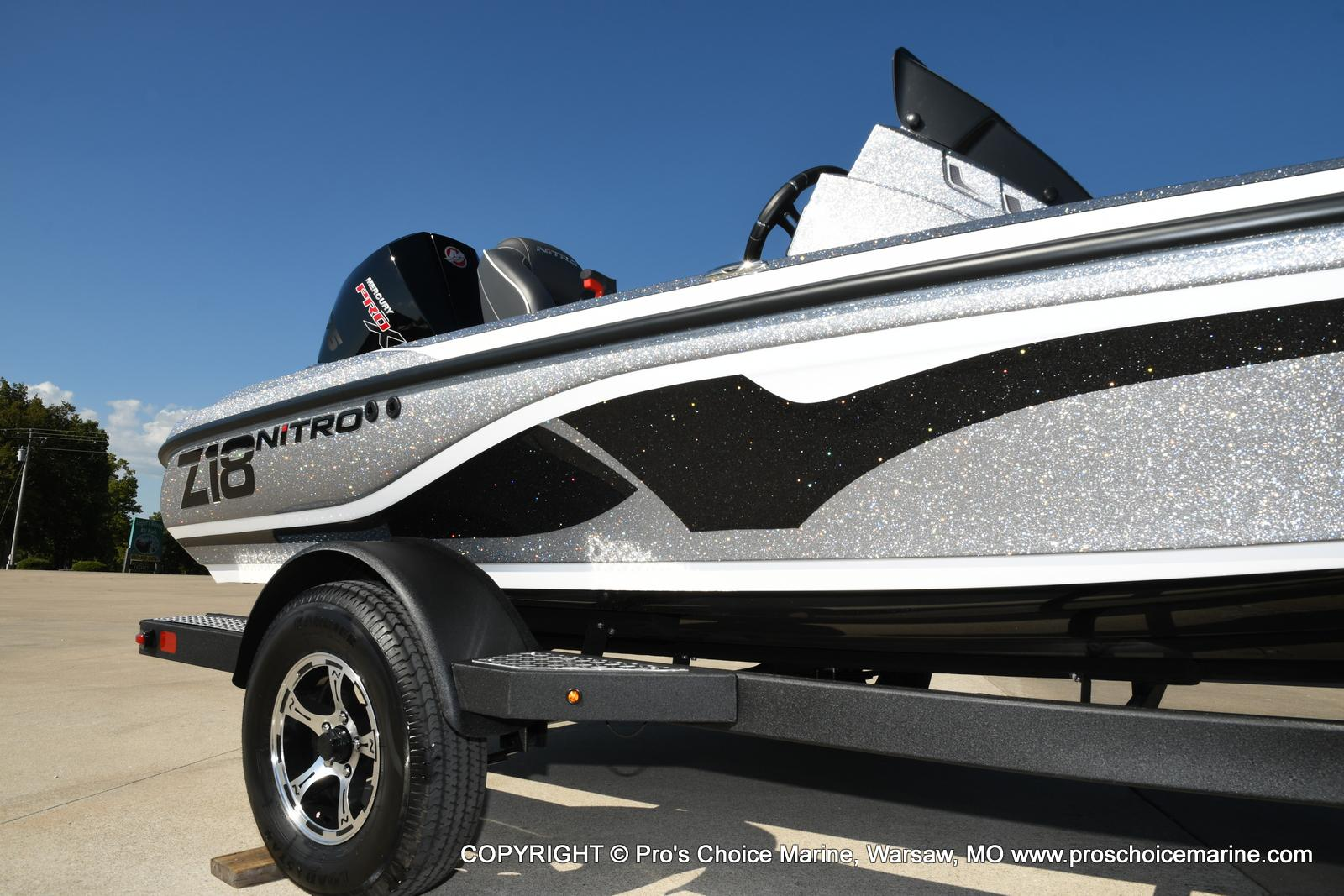 2021 Nitro boat for sale, model of the boat is Z18 w/175HP Pro-XS & Image # 29 of 50