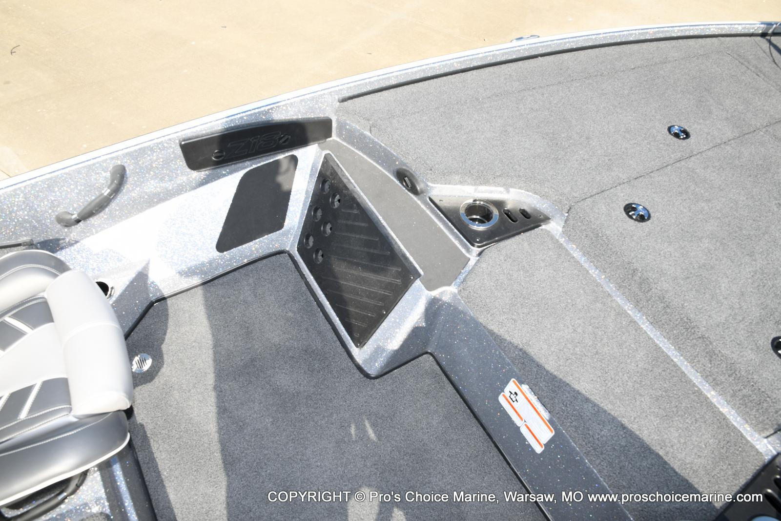 2021 Nitro boat for sale, model of the boat is Z18 w/175HP Pro-XS & Image # 24 of 50