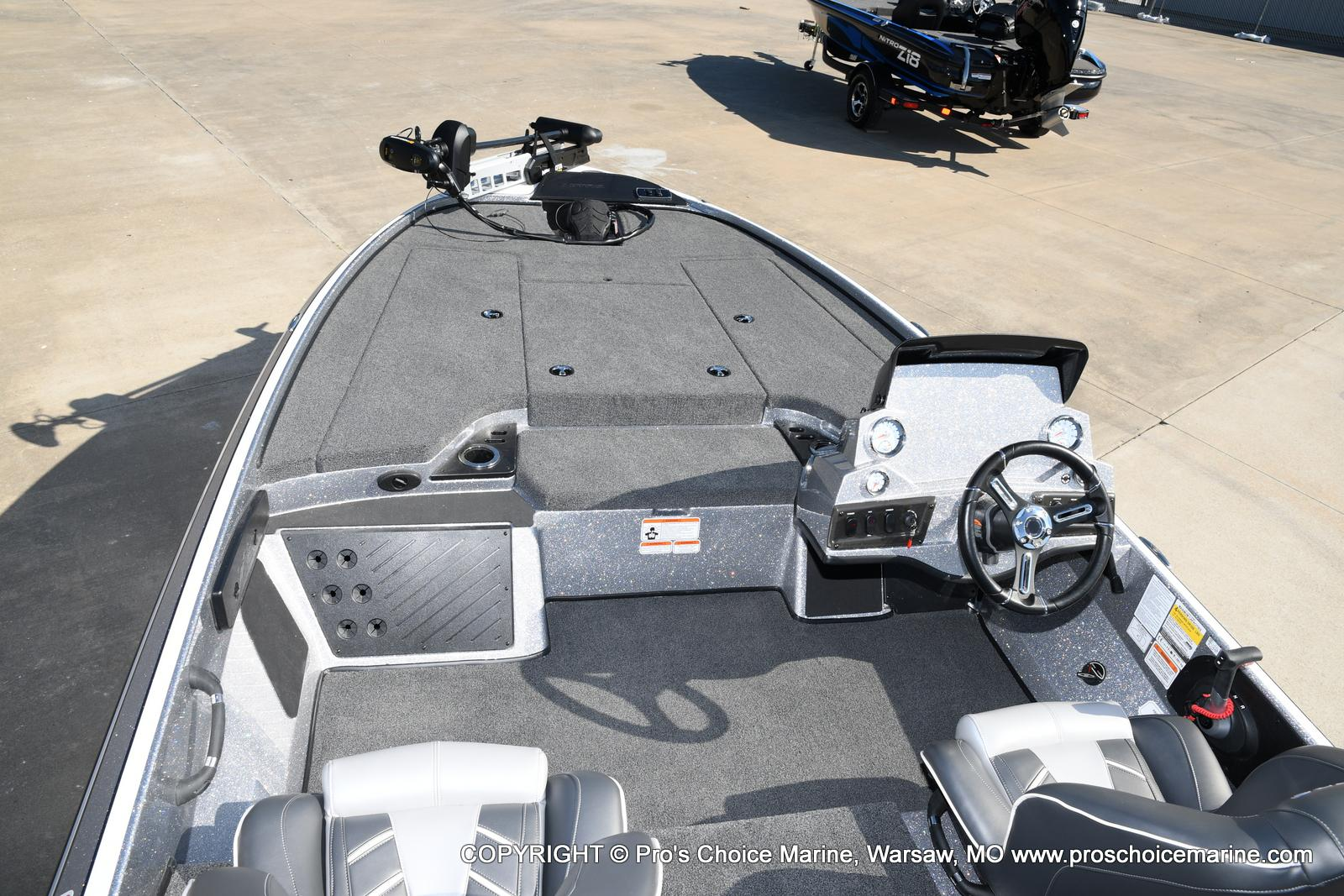 2021 Nitro boat for sale, model of the boat is Z18 w/175HP Pro-XS & Image # 44 of 50