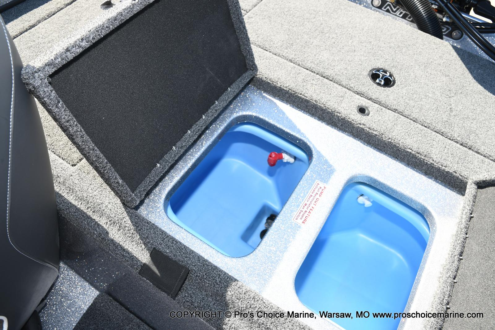2021 Nitro boat for sale, model of the boat is Z18 w/175HP Pro-XS & Image # 48 of 50