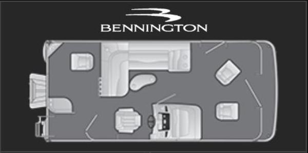 2021 Bennington 20SVF