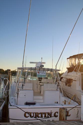 2010 Cabo 36 Express thumbnail