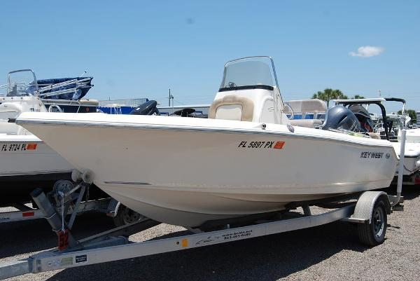 2015 Key West boat for sale, model of the boat is 189FS & Image # 2 of 10