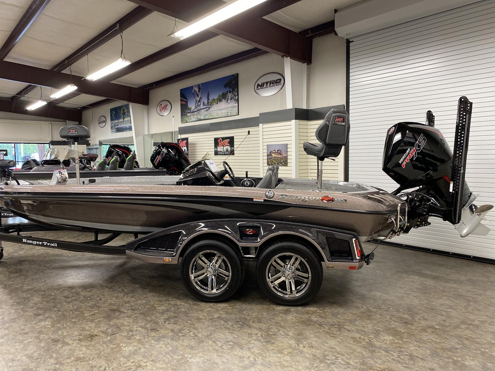 2020 Ranger Boats boat for sale, model of the boat is Z520C w/250L Pro XS 4S & Image # 1 of 50