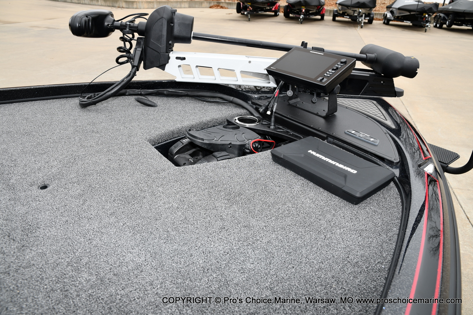 2021 Nitro boat for sale, model of the boat is Z21 Pro Package & Image # 5 of 21