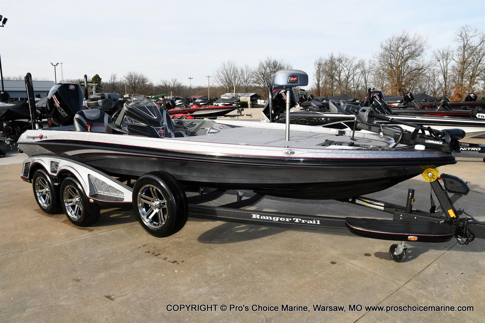 2021 Ranger Boats boat for sale, model of the boat is Z520L RANGER CUP EQUIPPED & Image # 2 of 50