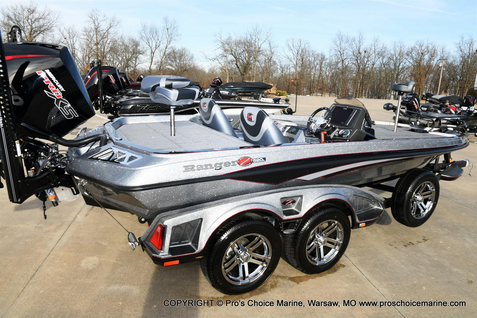 2021 Ranger Boats boat for sale, model of the boat is Z520L RANGER CUP EQUIPPED & Image # 39 of 50