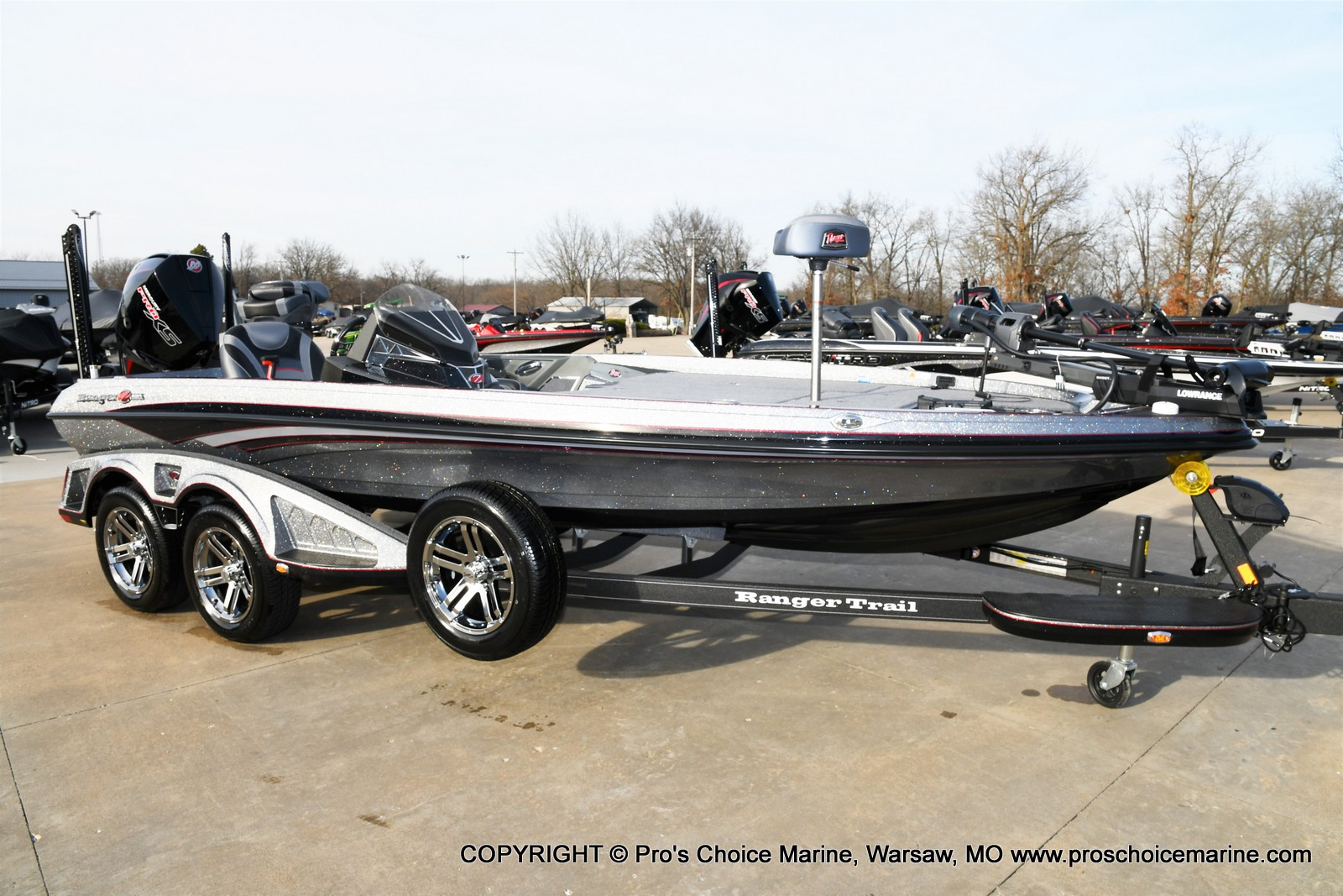 2021 Ranger Boats boat for sale, model of the boat is Z520L RANGER CUP EQUIPPED & Image # 1 of 50