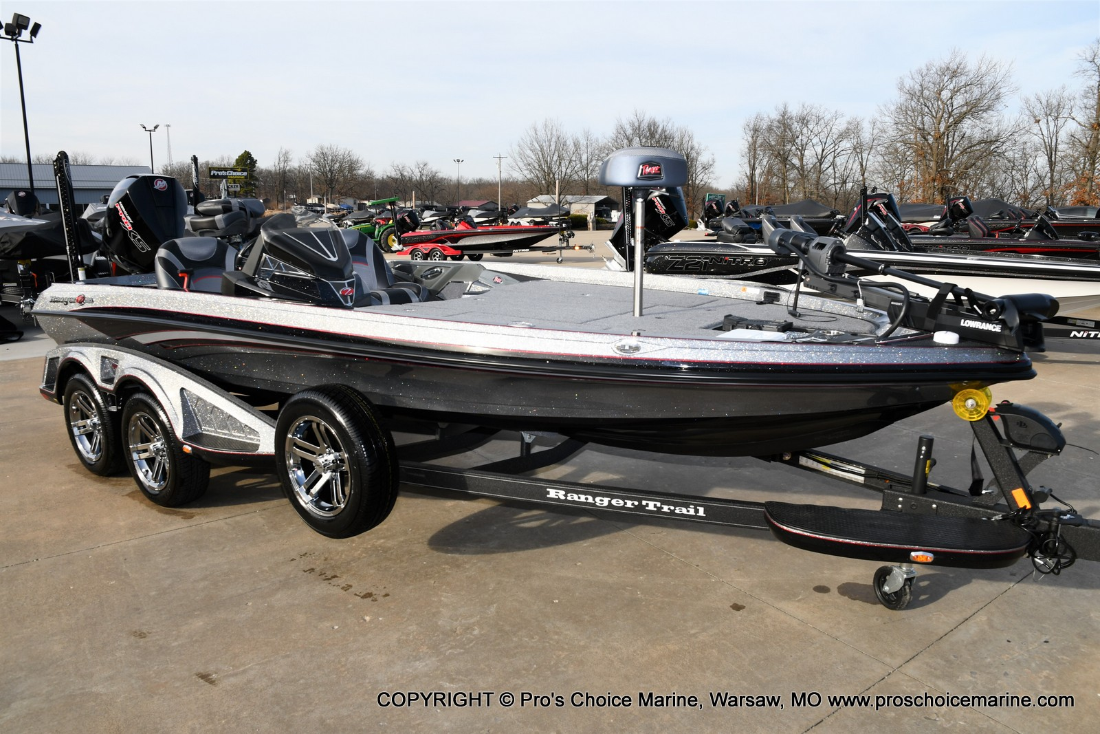 2021 Ranger Boats boat for sale, model of the boat is Z520L RANGER CUP EQUIPPED & Image # 3 of 50