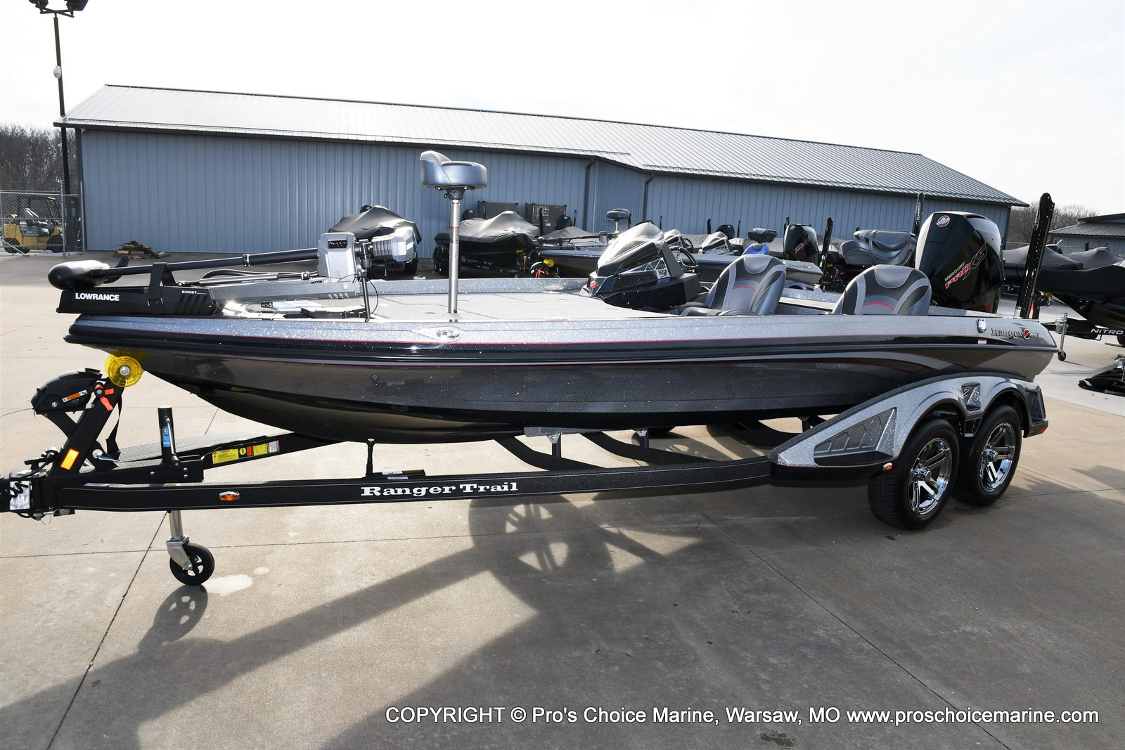 2021 Ranger Boats boat for sale, model of the boat is Z520L RANGER CUP EQUIPPED & Image # 6 of 50