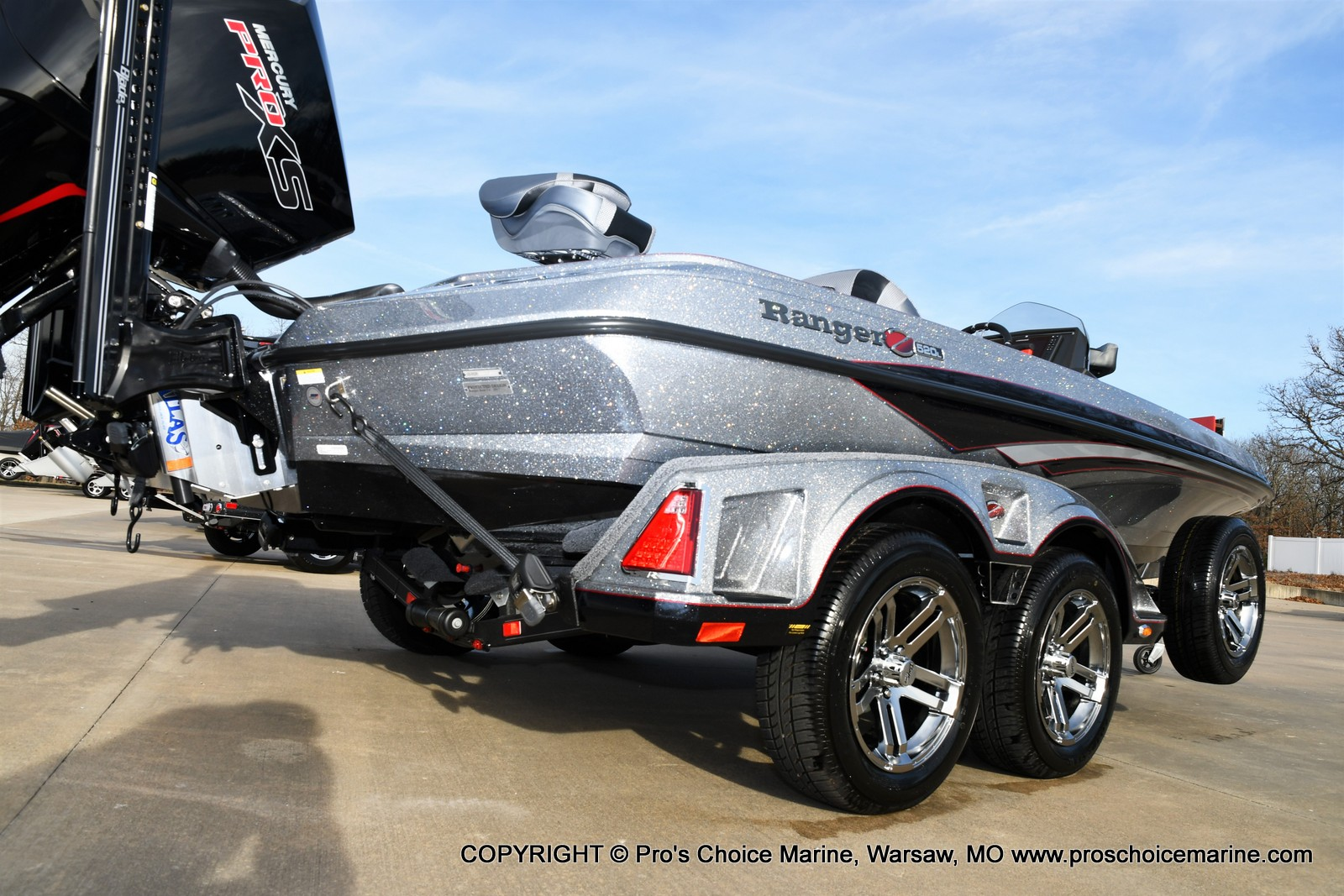 2021 Ranger Boats boat for sale, model of the boat is Z520L RANGER CUP EQUIPPED & Image # 29 of 50