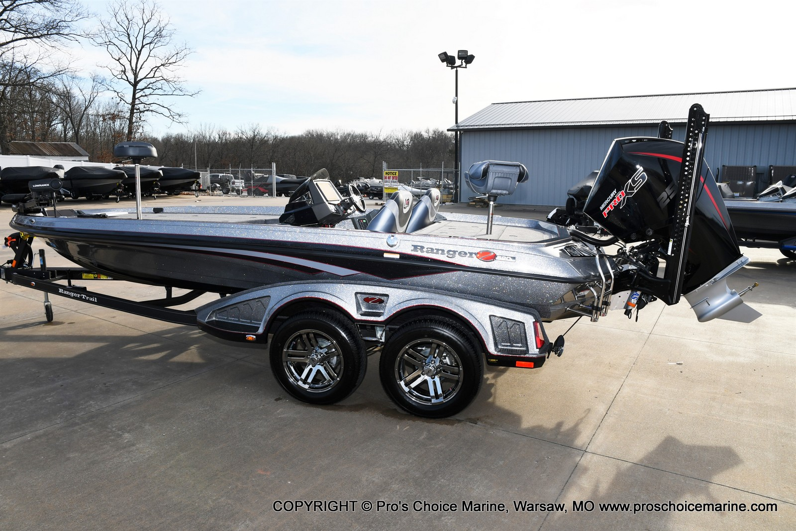 2021 Ranger Boats boat for sale, model of the boat is Z520L RANGER CUP EQUIPPED & Image # 42 of 50