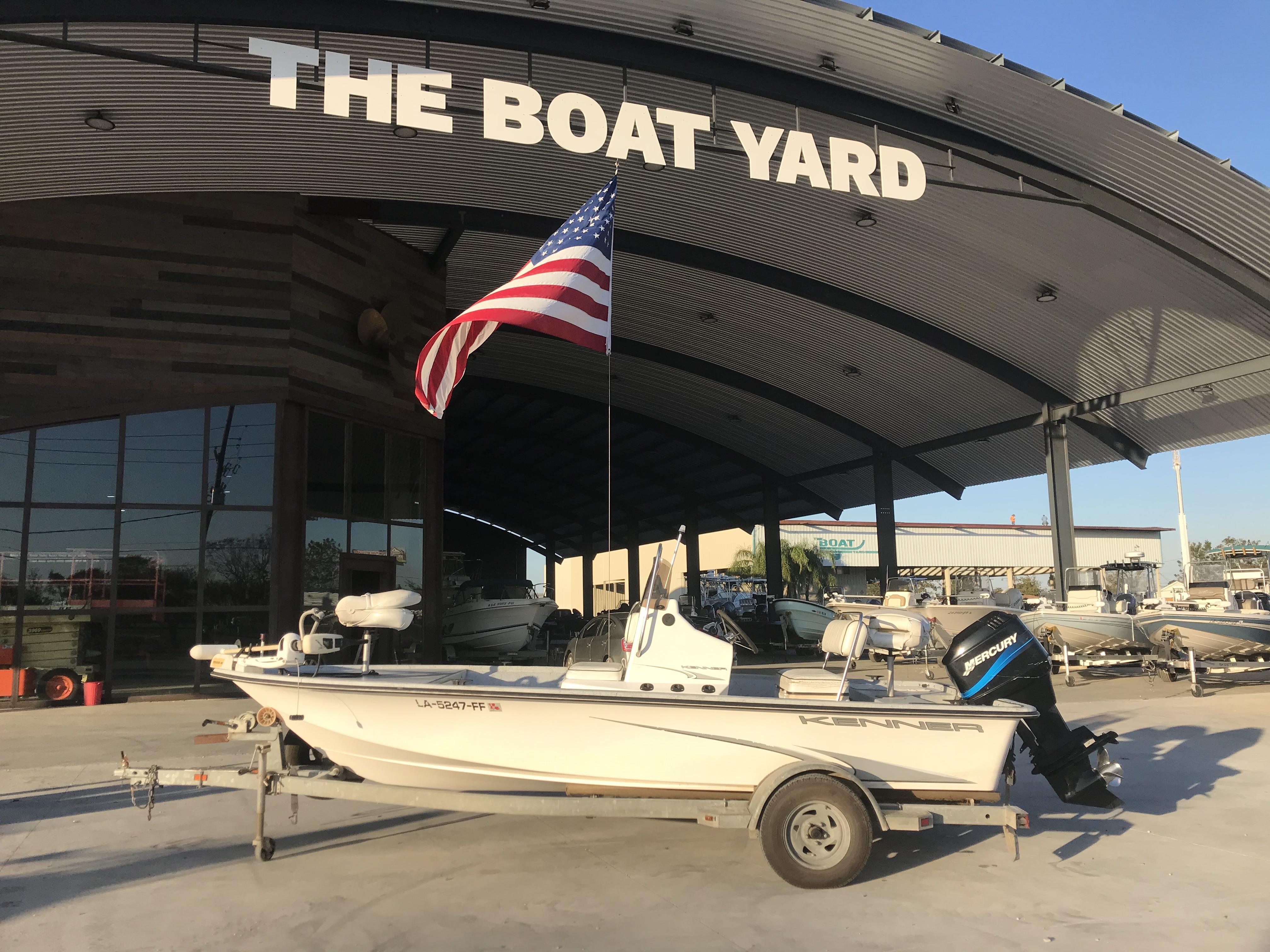 2002 Kenner boat for sale, model of the boat is 180V & Image # 1 of 10
