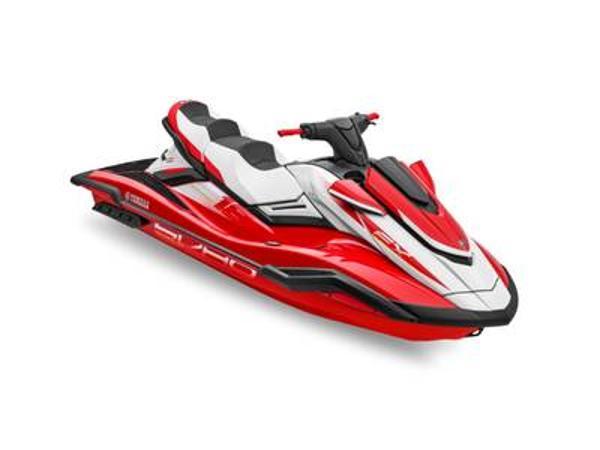 2021 Yamaha WaveRunner FX Cruiser SVHO