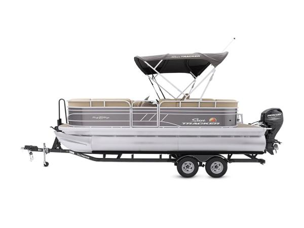 2021 Sun Tracker boat for sale, model of the boat is PARTY BARGE® 20 DLX & Image # 6 of 20