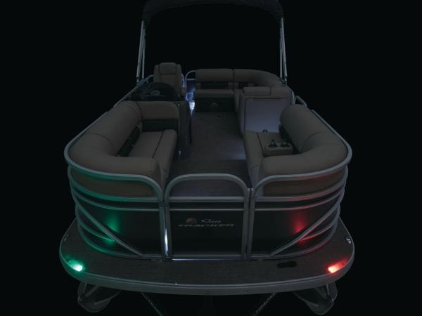 2021 Sun Tracker boat for sale, model of the boat is PARTY BARGE® 20 DLX & Image # 7 of 20