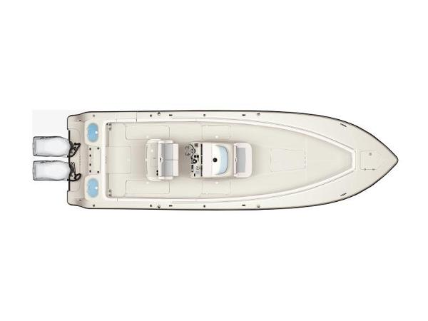 2021 Mako boat for sale, model of the boat is 334 CC & Image # 1 of 1