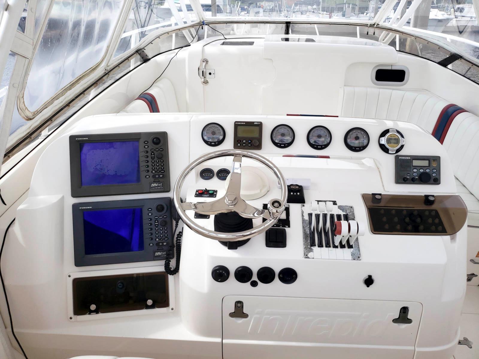 SC 6510 JM Knot 10 Yacht Sales