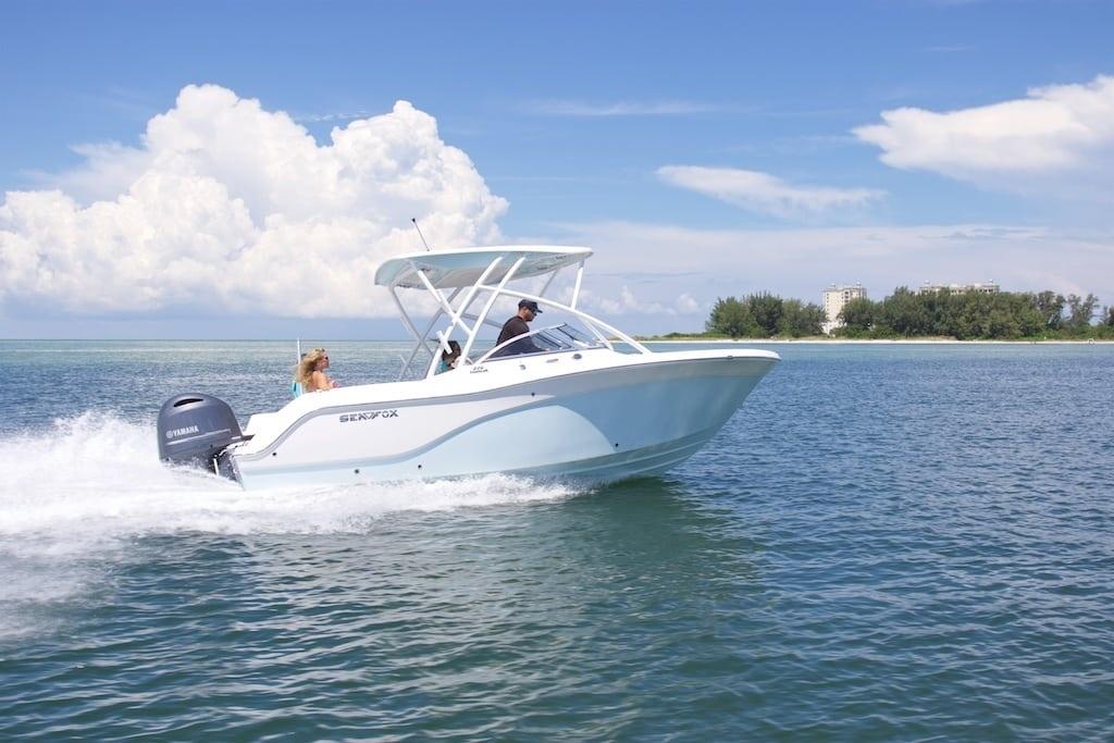 2022 Sea Fox 226 Traveler