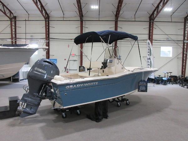 2022 GRADY - WHITE Fisherman 180