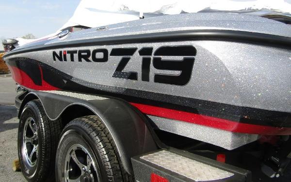 2021 Nitro boat for sale, model of the boat is Z19 & Image # 2 of 5
