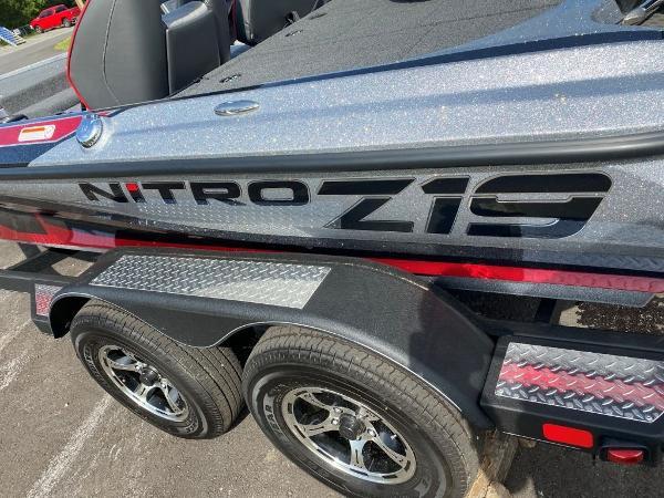 2022 Nitro boat for sale, model of the boat is Z19 & Image # 8 of 25