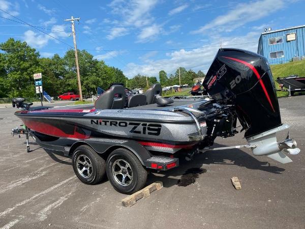 2022 Nitro boat for sale, model of the boat is Z19 & Image # 9 of 25