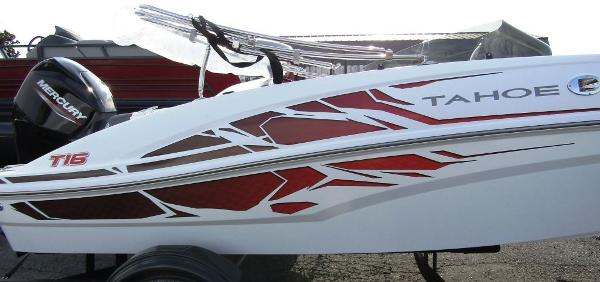 2022 Tahoe boat for sale, model of the boat is T16 & Image # 5 of 5