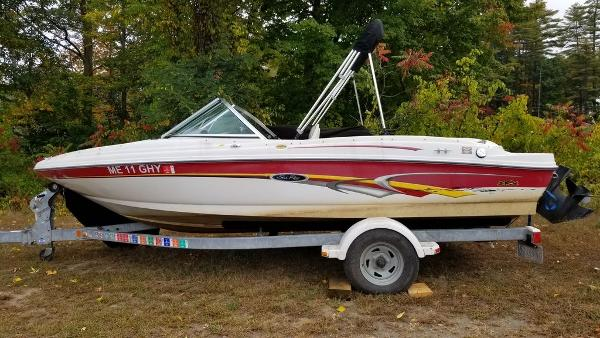 2003 Sea Ray boat for sale, model of the boat is 17' BR & Image # 16 of 16