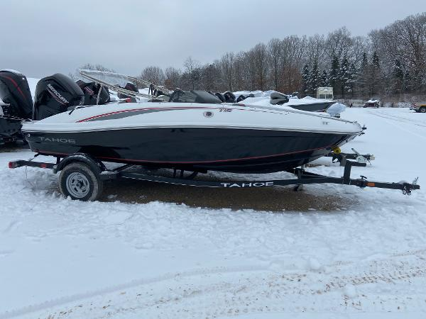 2021 Tahoe boat for sale, model of the boat is T16 & Image # 1 of 13