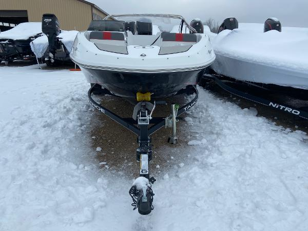 2021 Tahoe boat for sale, model of the boat is T16 & Image # 2 of 13