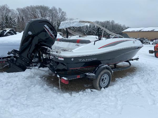 2021 Tahoe boat for sale, model of the boat is T16 & Image # 3 of 13