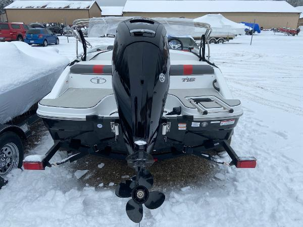 2021 Tahoe boat for sale, model of the boat is T16 & Image # 4 of 13