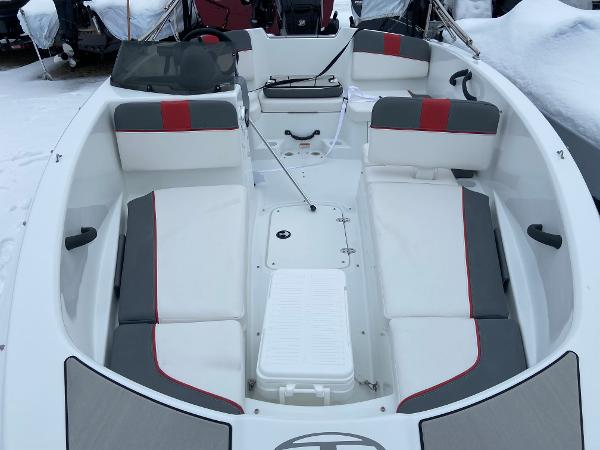 2021 Tahoe boat for sale, model of the boat is T16 & Image # 5 of 13