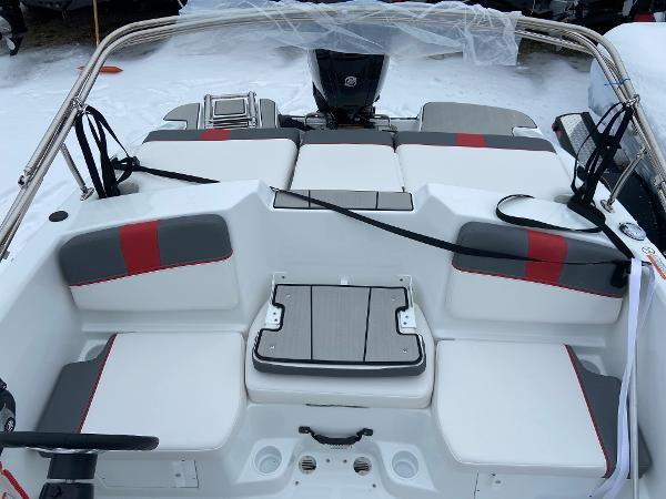 2021 Tahoe boat for sale, model of the boat is T16 & Image # 6 of 13