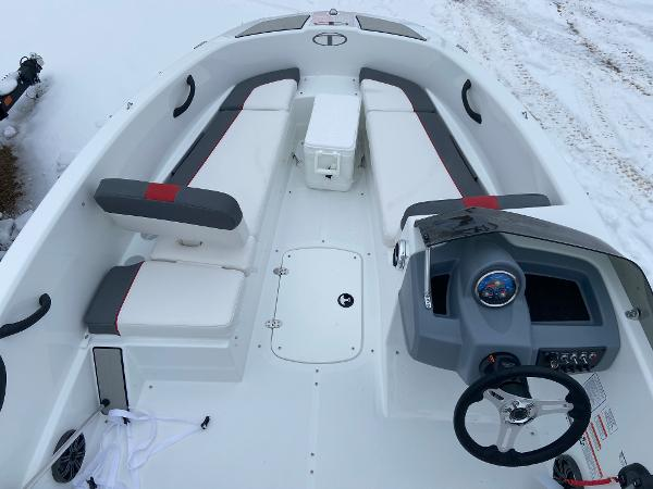 2021 Tahoe boat for sale, model of the boat is T16 & Image # 7 of 13