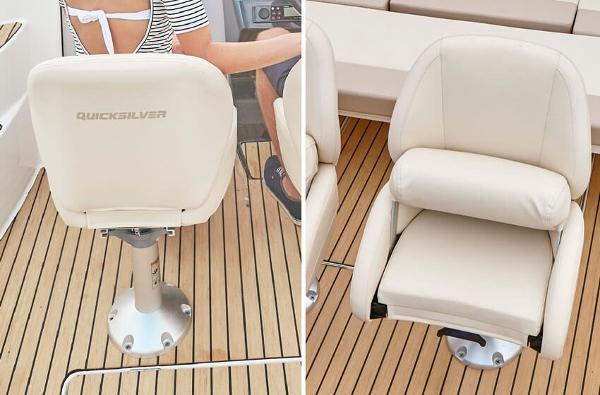2021 Quicksilver Activ 555 Cabin