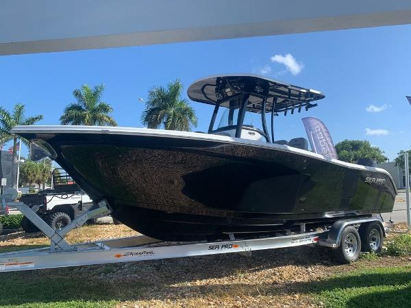 2020 Sea Pro boat for sale, model of the boat is 259 & Image # 1 of 5