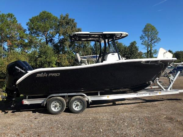 2020 Sea Pro boat for sale, model of the boat is 259 & Image # 4 of 5