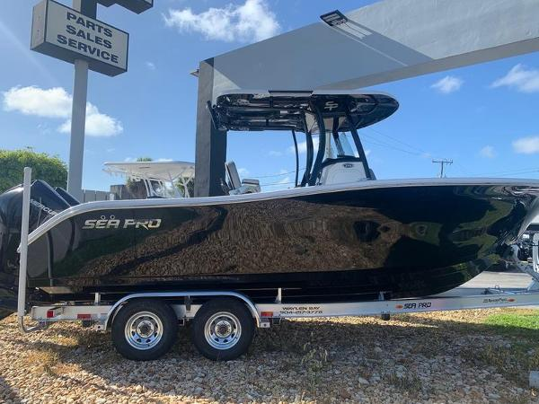 2020 Sea Pro boat for sale, model of the boat is 259 & Image # 5 of 5