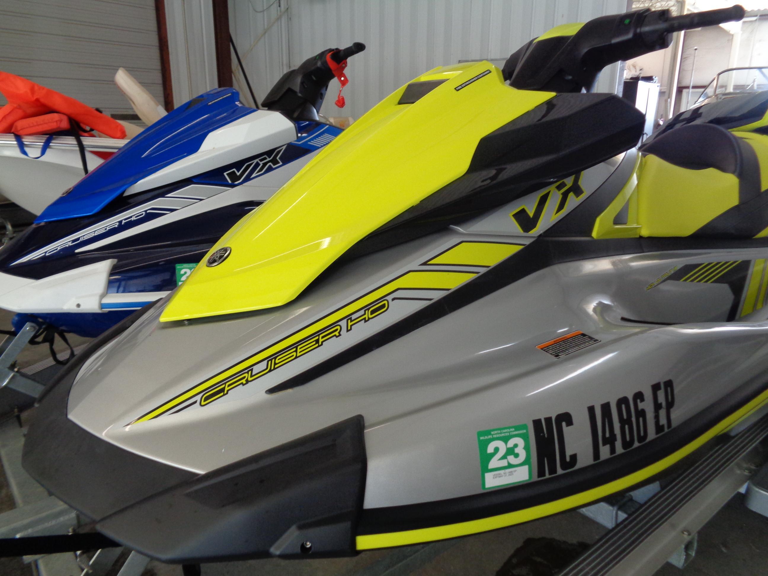 Yamaha Waverunner VX Cruiser - Photo: #3