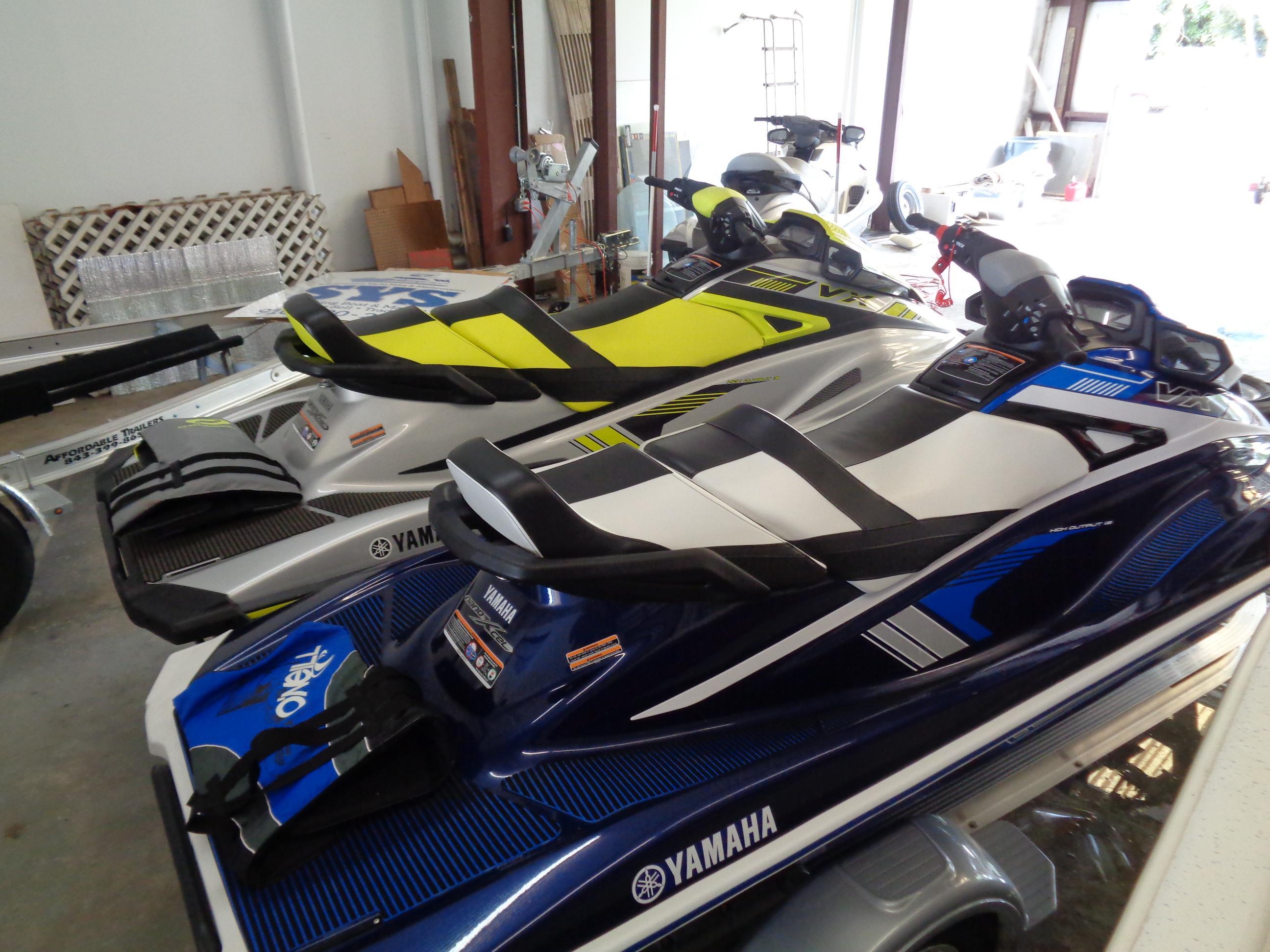 Yamaha Waverunner VX Cruiser - Photo: #9