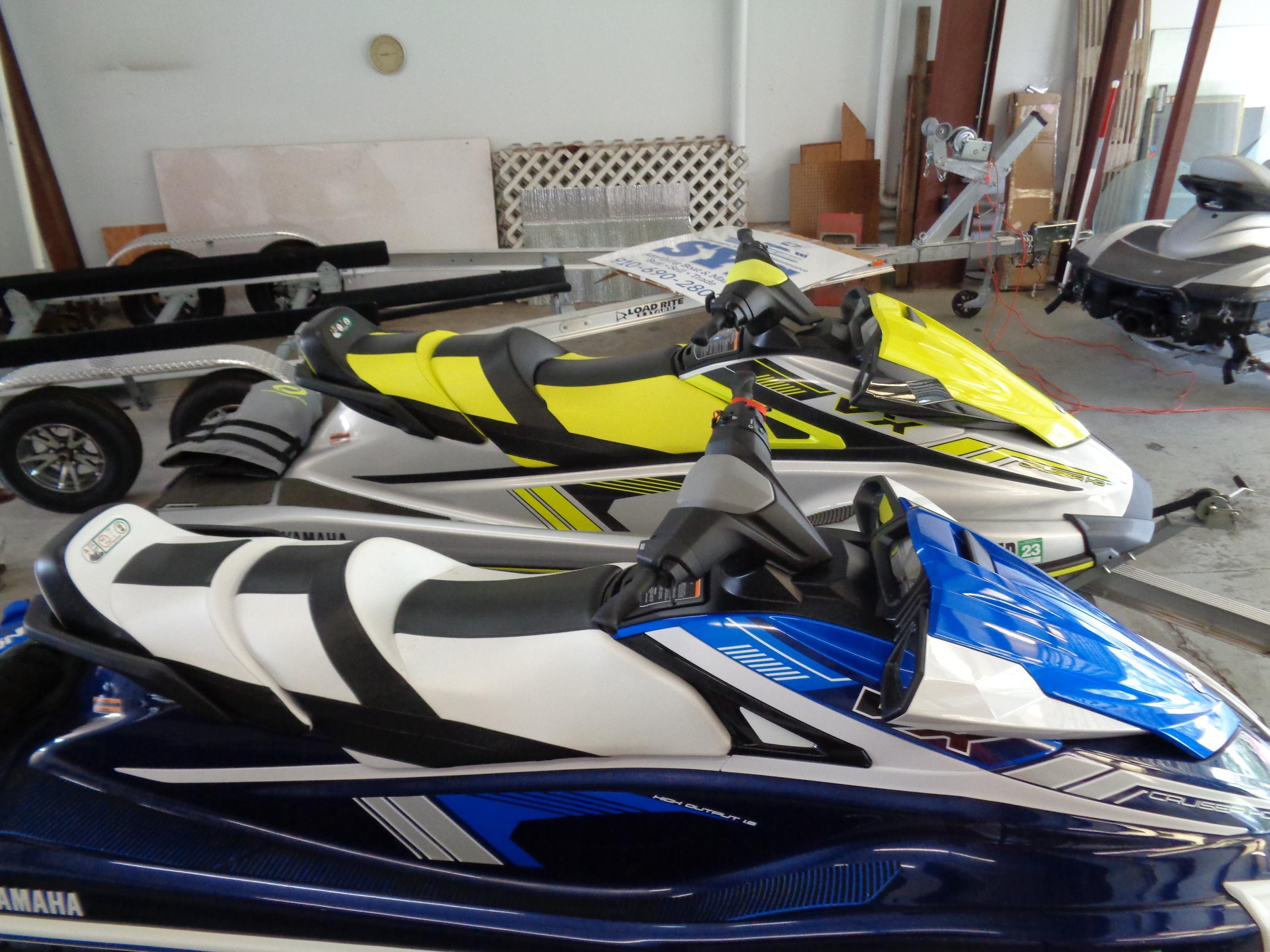 Yamaha Waverunner VX Cruiser - Photo: #10