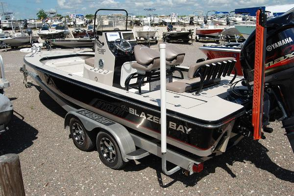 2018 Blazer boat for sale, model of the boat is 2420 GTS & Image # 7 of 10