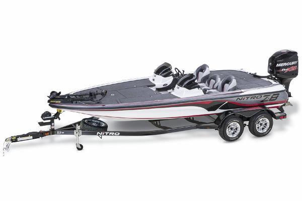 2015 Nitro boat for sale, model of the boat is Z-8 & Image # 1 of 23