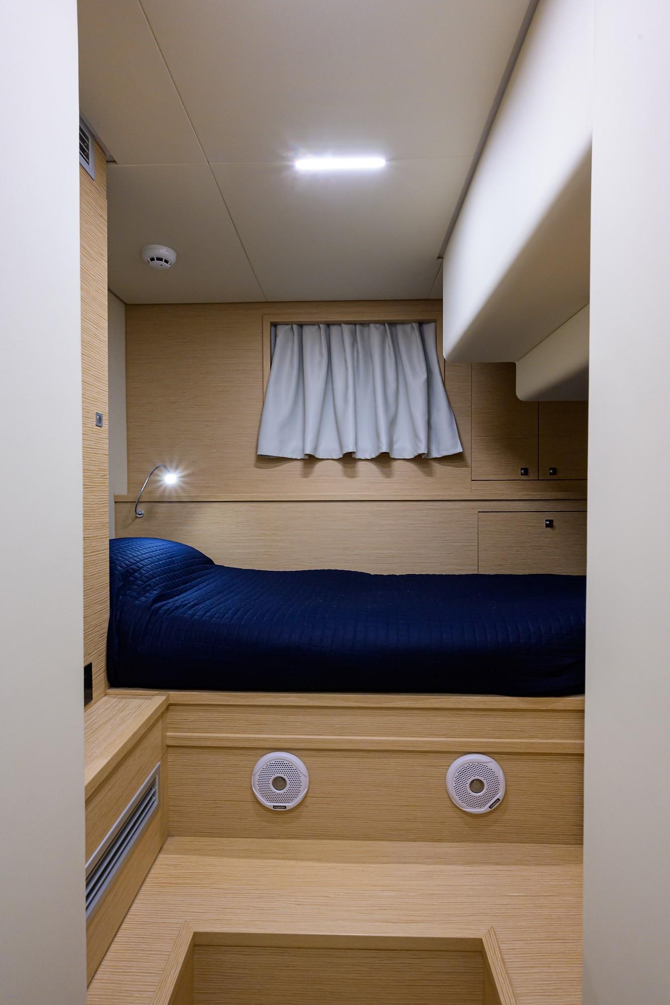 2018 Ferretti 92' ''S'' - Crew Stateroom 2